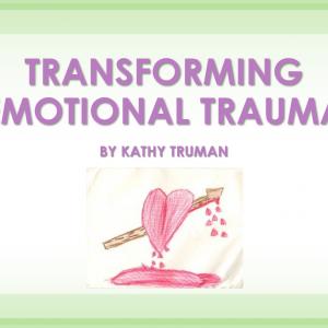 EMOTIONAL HEALING E-BOOKS
