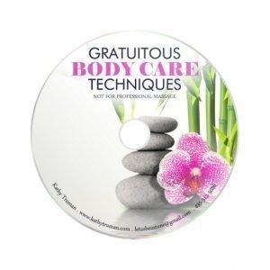 GRATUITOUS BODY WORK DVD